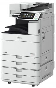used Canon copiers