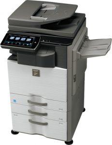SHARP MX-DE12 tray
