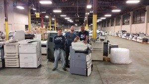 Used Copiers Sold In The US