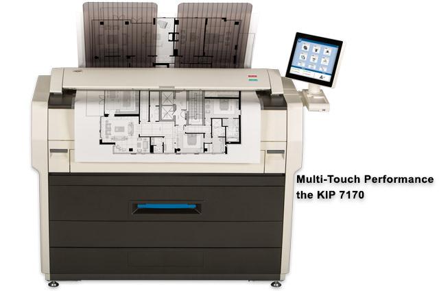 The KIP 7170 System