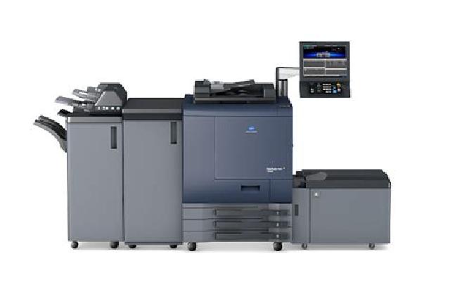 Konica Bizhub Press C7000